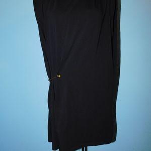 Free People Bianca Knit Mini Shift Dress